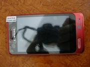 Копия телефона Samsung Galaxy S III   2sim,  wi-fi,  tv,  java чехол+ пленка в подарок!